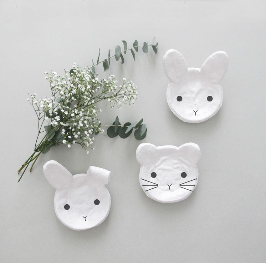 bunny bowls rock my day. Black Bedroom Furniture Sets. Home Design Ideas
