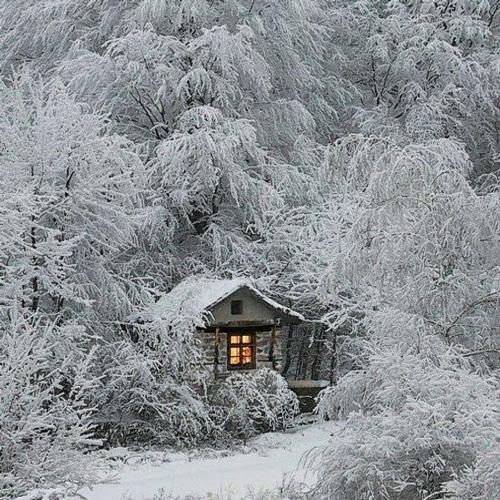 LEBENSORTE Impressionen outside Schnee1 - living outside