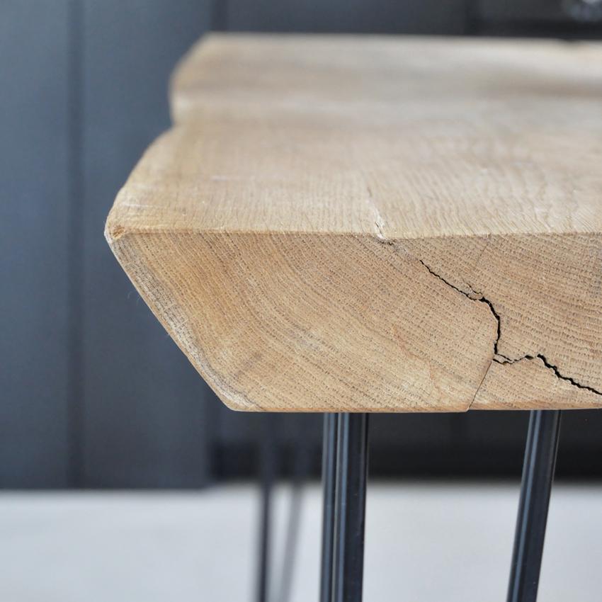 ARCH Tischbeine 02 - Holz trifft Stahl | Die Geschichte eines Tisches