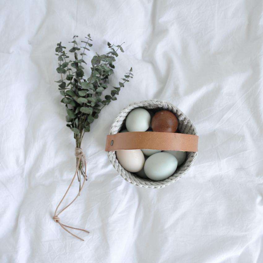 DIY Osterkorb Ostertutorials 02 - Ein paar Osterideen