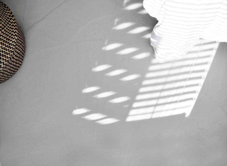Ansprechend Fugenloser Fußboden Ideen Von Ein Grauer Fußboden Aus Zement