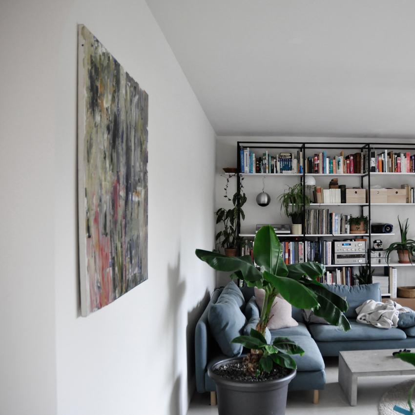 3 Buecherwand Regal Wohnzimmer - pictured #45