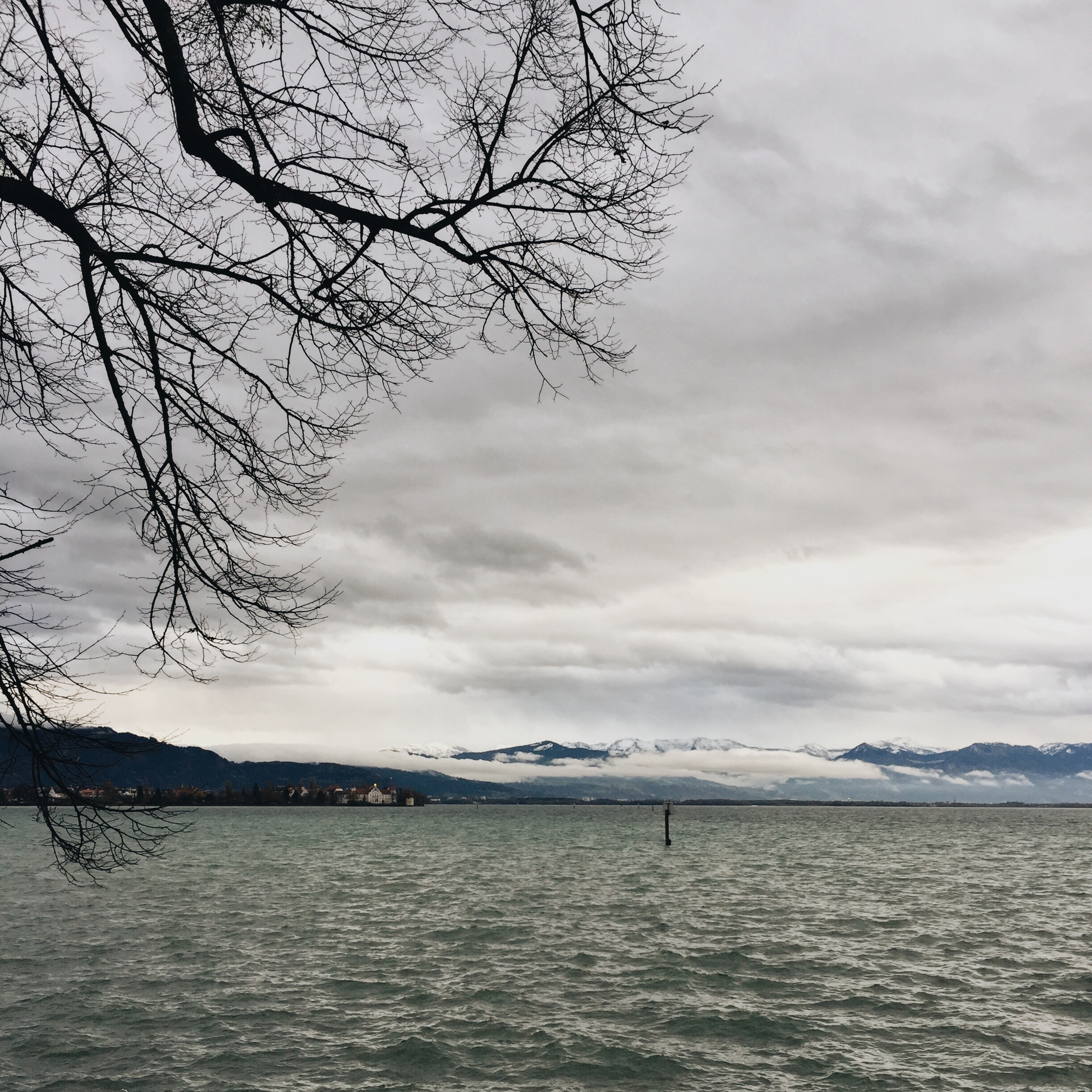 4 See Berge Bodensee Sturm - pictured #45