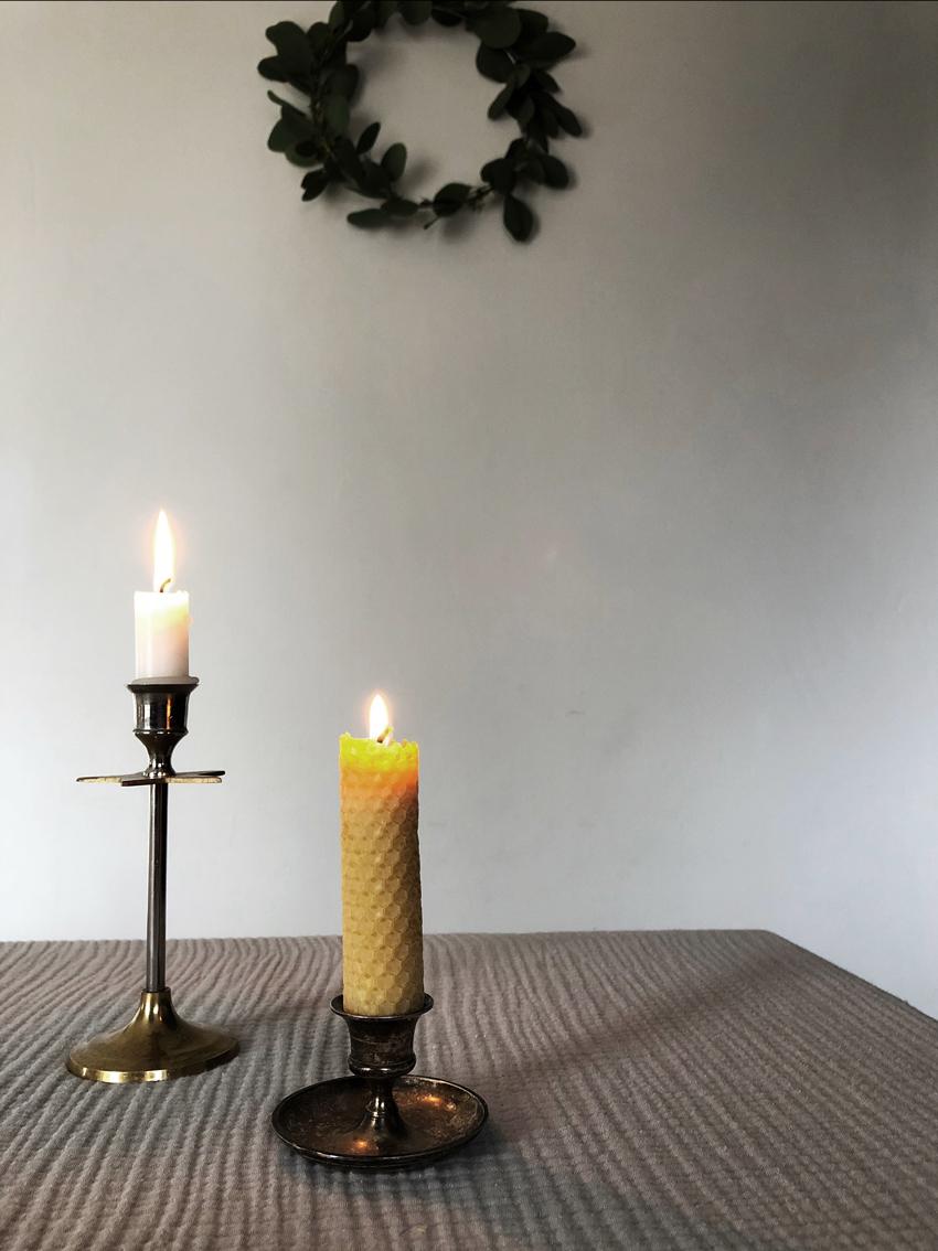 kerzen aus bienenwachs kinderleicht rock my day. Black Bedroom Furniture Sets. Home Design Ideas