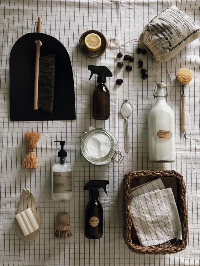 Putzmittel nachhaltig diy natuerlich selbermachen - Nachhaltig in meiner Küche   Natürlich putzen