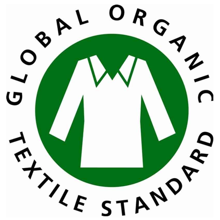 GOTS Logo - Wolle GOTS