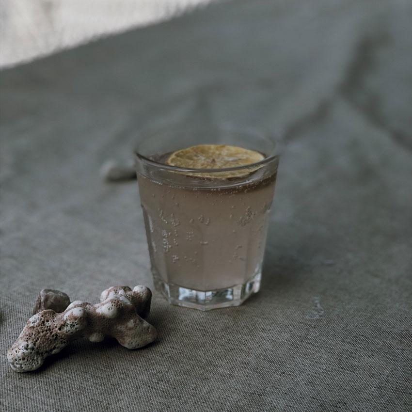 Sirup Rhabarber Glas Sommer Zitrone - Rhabarbersirup | ganz einfach in wenigen Minuten selber machen