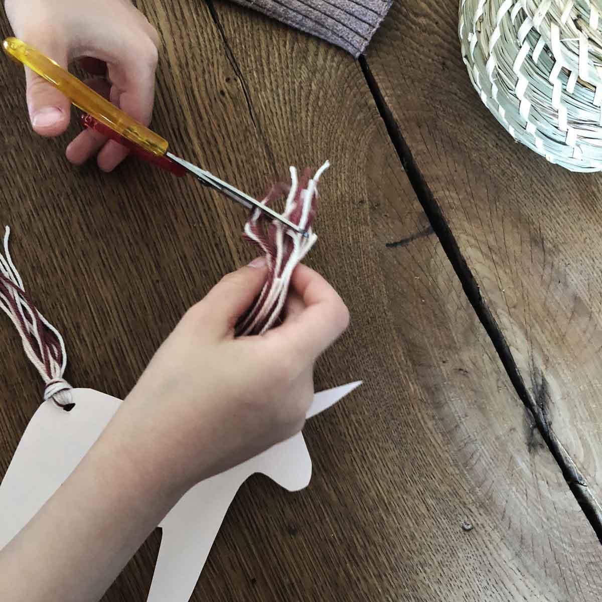 Einladung Geburtstag Einhorn basteln Kind leicht Papier - Kindergeburtstag | Von Einhörnern und dem Warten auf den großen Tag