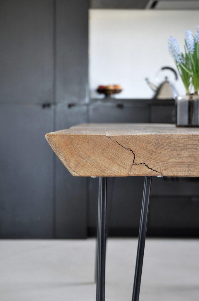ARCH Tischbeine 01 680x1024 - Holz trifft Stahl | Die Geschichte eines Tisches