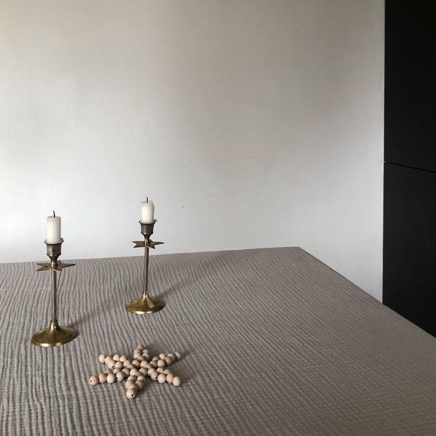 Diy Holzperlen Stern Tischdekoration Kerzenstaender - Wunderschöne Perlen Sterne