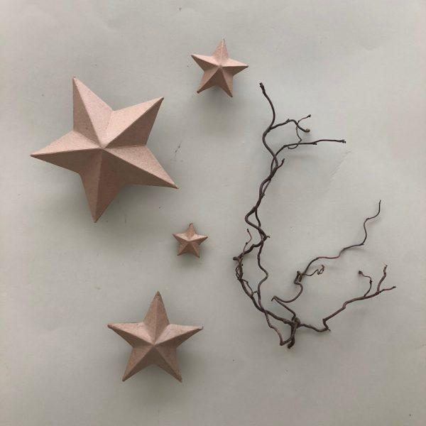 Material Pappmache Sterne 4 neu 600x600 - Pappmaché | STERNE