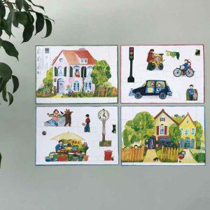 Kraul Ausschneideboegen Zuhause Produkt 4 Blatt rmd 300x300 - Ausschneidebögen | Zuhause