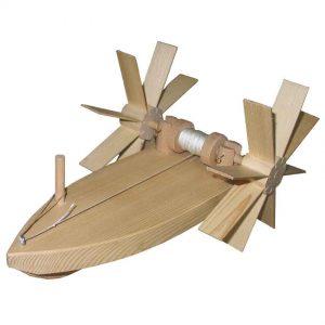 Kraul Forelle Schiffchen Bausatz .jpg 300x300 - die Forelle