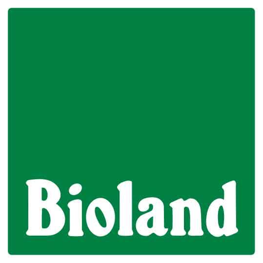 Bioland Logo - Pflanzen-Schmierseife zum Filzen