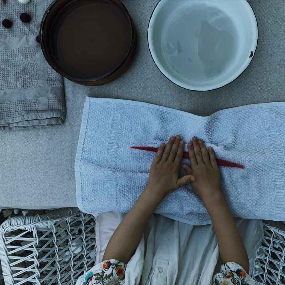 Filzen Kinder Kind Wasser Band Naßfilzen basteln Kugel Filz - Grundkenntnisse im Naßfilzen mit Kindern