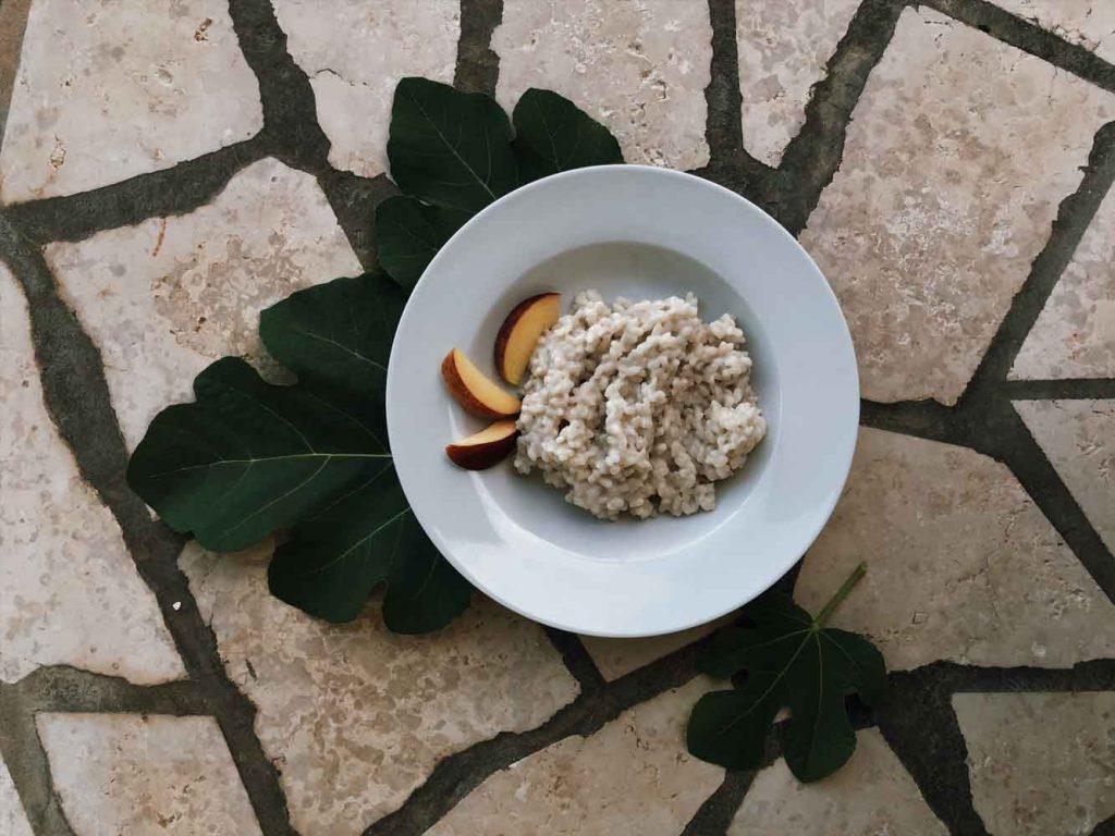 Kokosmilchreis zuckerfrei Milchreis Breirezept Sommergericht 1024x768 - Coconut Milkrice | köstlich ohne Zucker