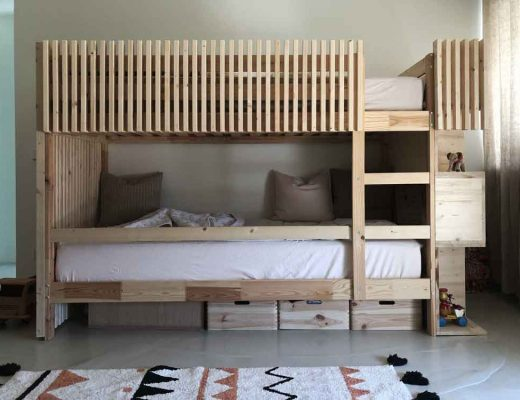diy fahrradkorb f r kinder rock my day. Black Bedroom Furniture Sets. Home Design Ideas