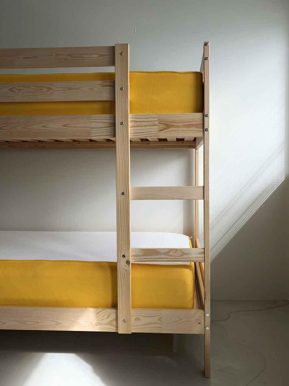 Stockbett Ikea Hack Holzbett - DIY | ein Stockbett aus Holz einfach selber machen