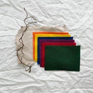 2018 Filges Filz kraeftig titel 300x300 - Bastelfilz aus reiner Bioland-Schurwolle - kräftige Farben