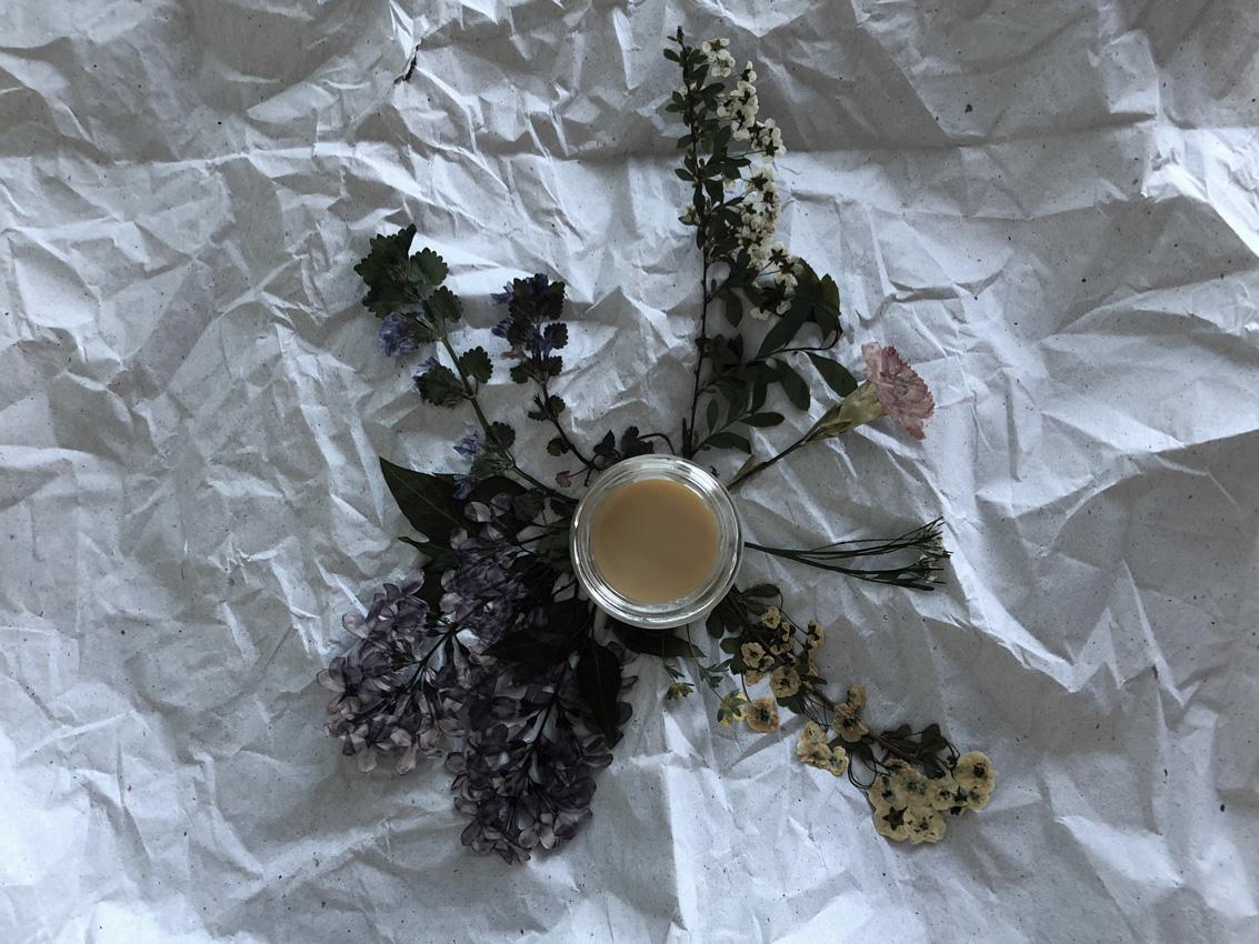 Rescue Bachblueten creme salbe wund windel diy rezept - DIY | Bachblüten Rescue Salbe einfach selber machen