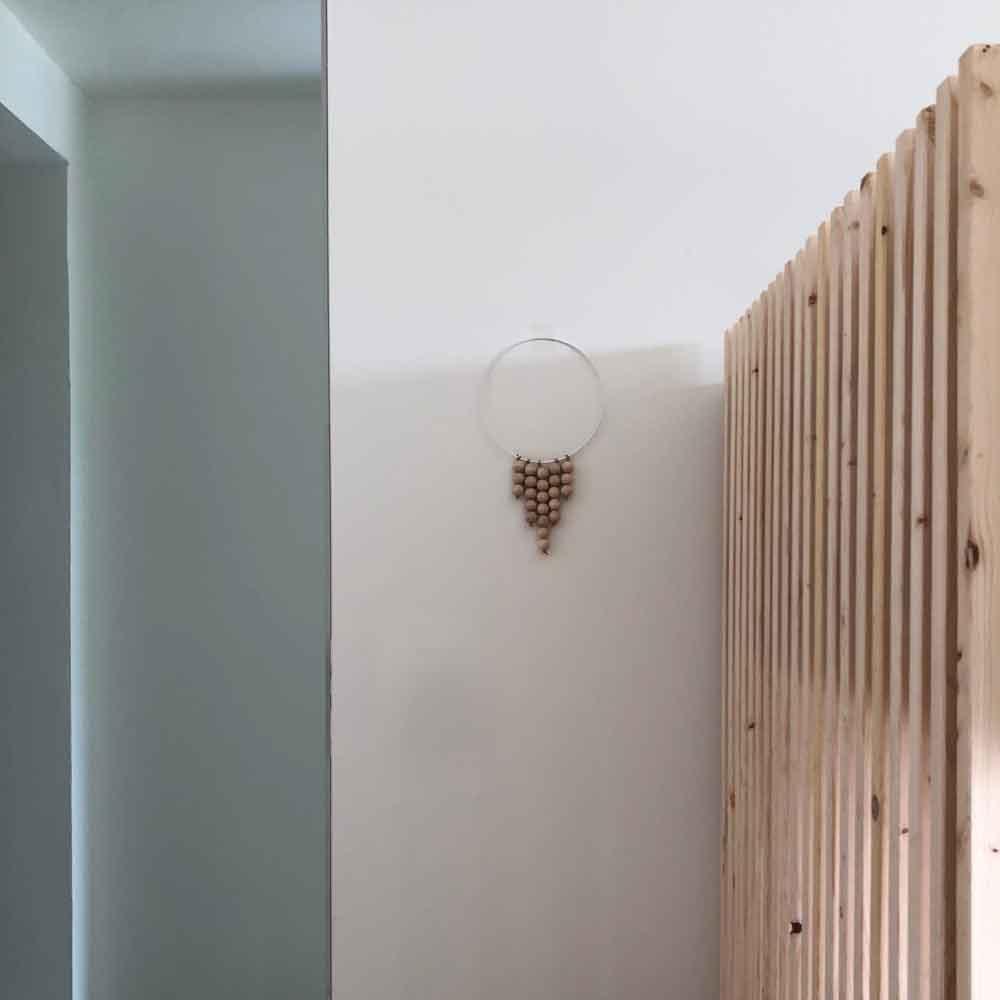 Wanddekoration Holz Holzbett Stockbett Kinderzimmer Inspirationen - 5 Min DIY | eine schlichte Dekoration für´s Kinderzimmer