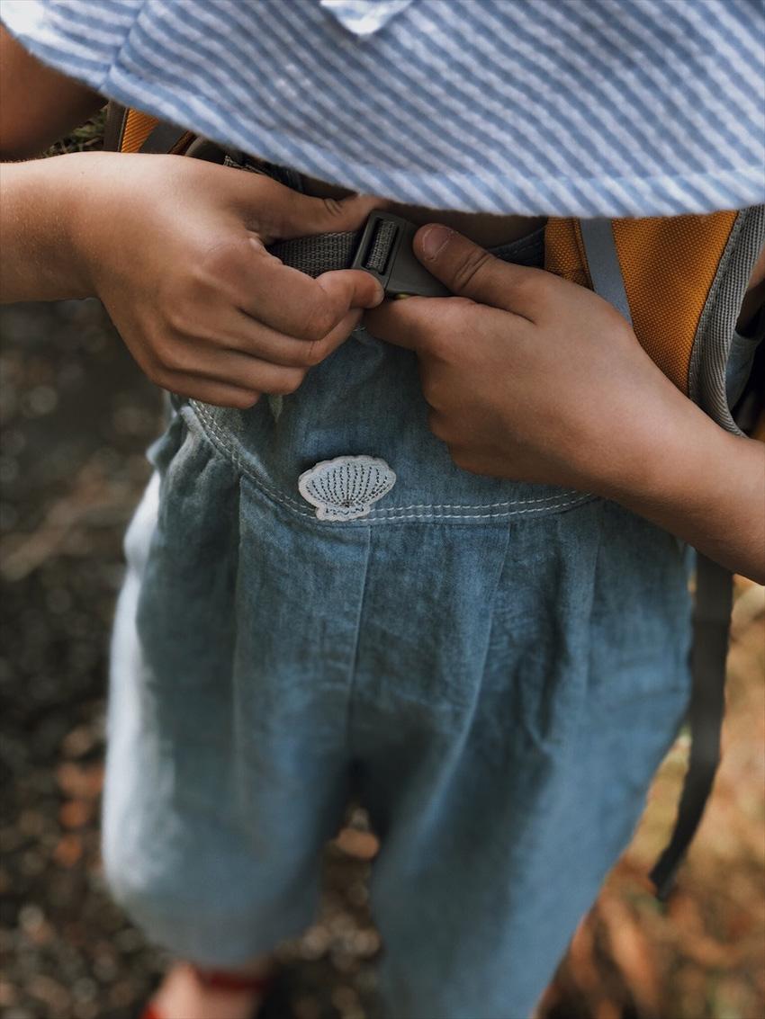 16 Rucksack Filztiger Talisman Glücksbringer - DIY | Ein Wegbegleiter für einen entspannten und schönen Start in den Kindergarten