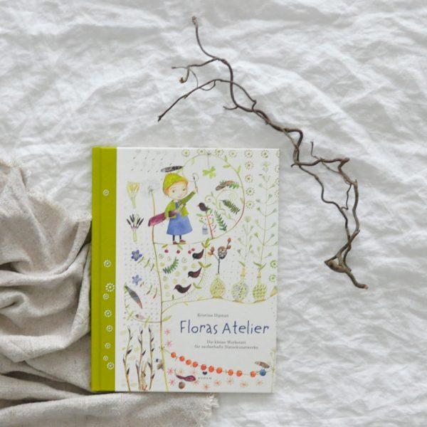 2018 Bohem Floras Atelier Buch Titel 600x600 - Floras Atelier