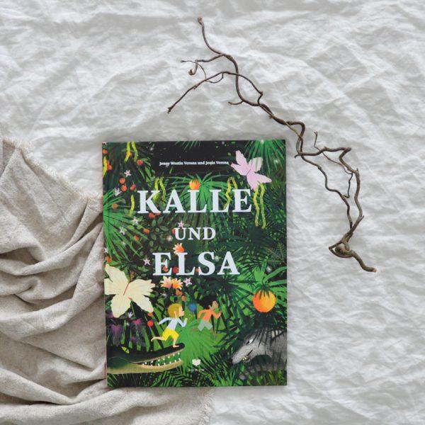 2018 Bohem Kalle und Elsa Buch Seite Titel 600x600 - Kalle und Elsa
