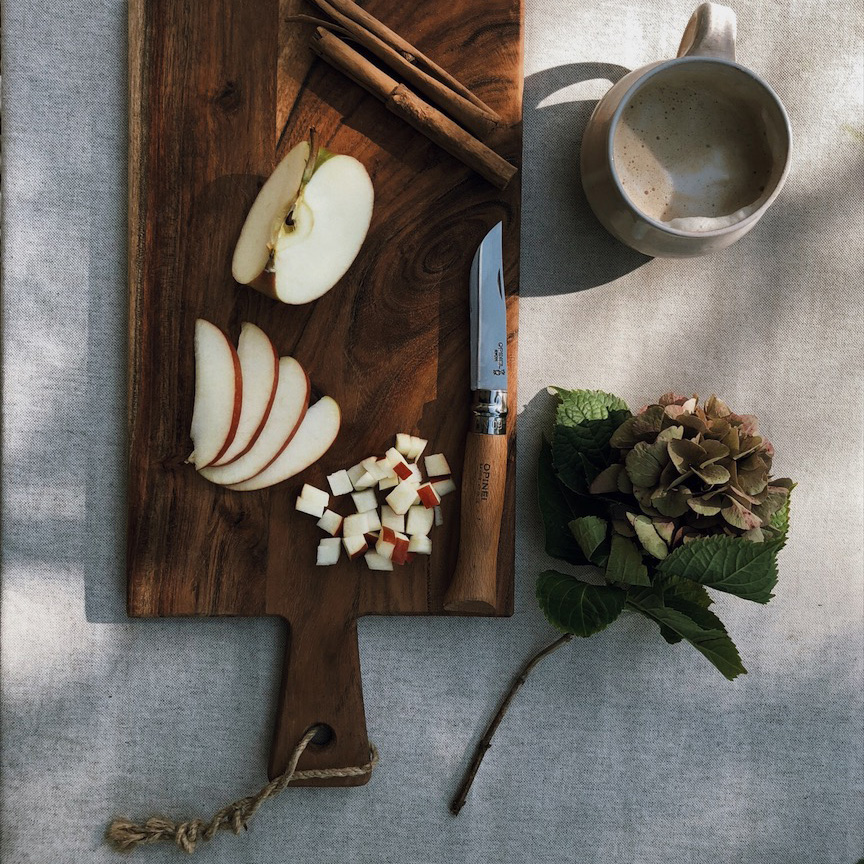 1 Apfeltee Zimt Apfelernte Rezept - DIY | KW 35