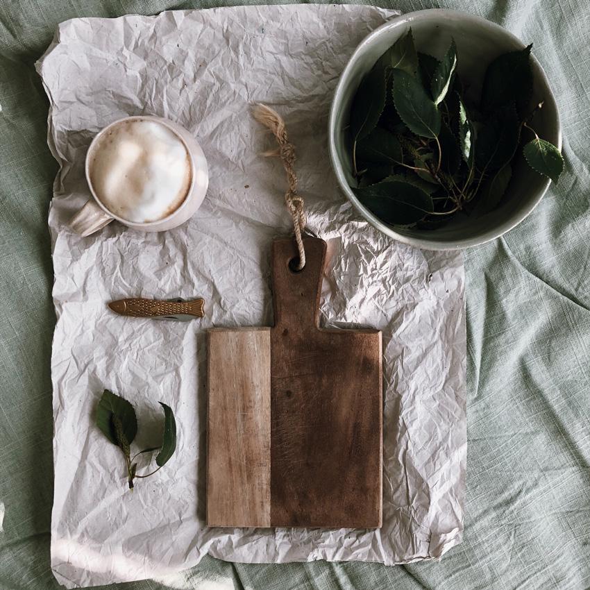 1 coffeeDIY Blaetterkrone echt - DIY | KW 37