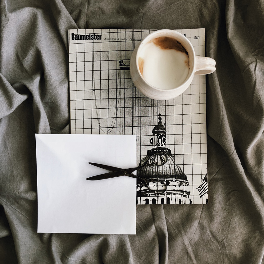 1 coffeeDIY Papieradler - DIY | KW 37