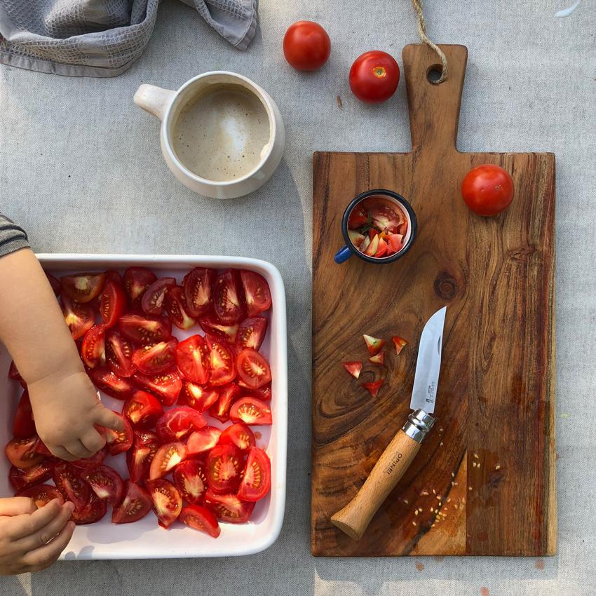 2 coffeeDIY getrocknete Tomaten - DIY   KW 36