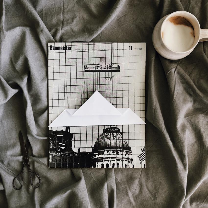 3 coffeeDIY Papieradler - DIY | KW 37