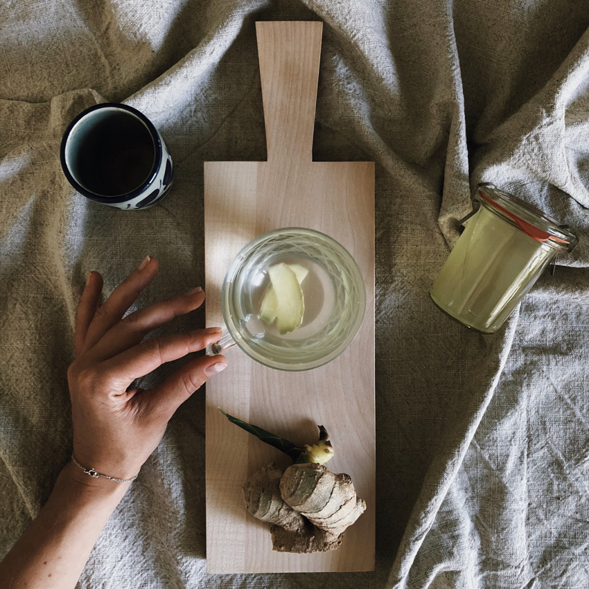 4 coffeeDIY Ingwersirup - DIY | KW 37