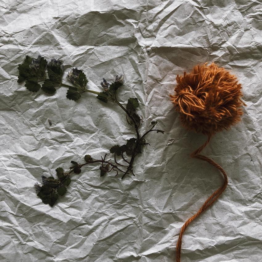 5 Pompom Wolle Schere Kamm - DIY | KW 35