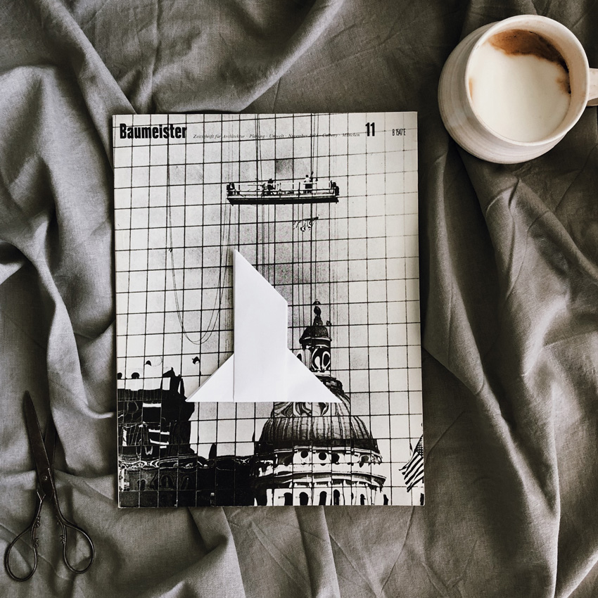 5 coffeeDIY Papieradler - DIY | KW 37