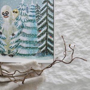 Winter & Weihnachtsbücher