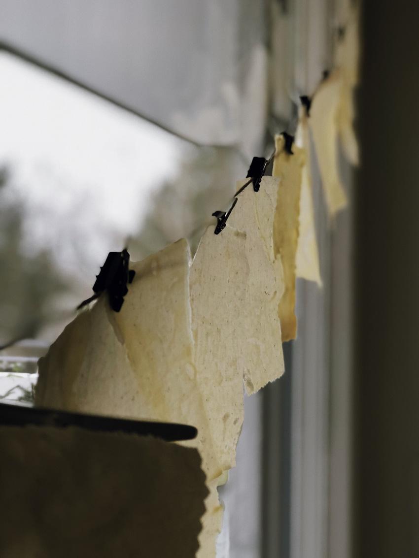 Bienenwachswickel diy Wickel Bienenwachs 03 - Bienenwachswickel schnell und einfach selber machen