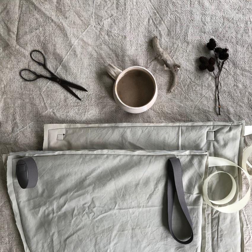 DIY Vogelkostuem upcycling quetschi fruchtquetsch idee 15 - DIY | Upcycling Vogelkostüm aus Müll