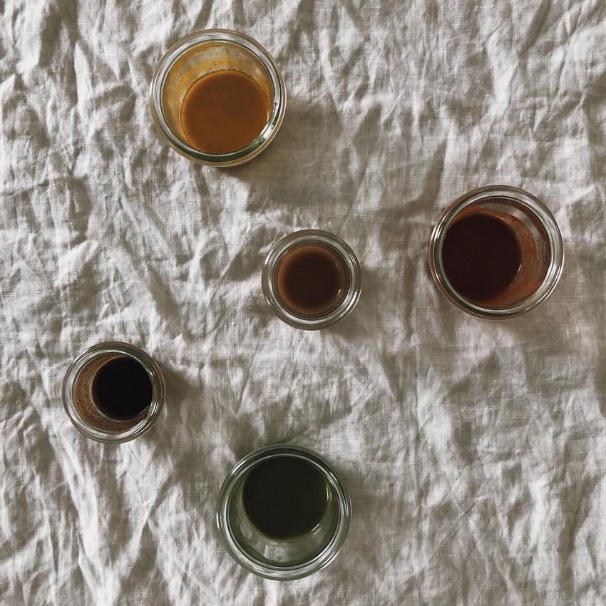 coffeeDIY Gewuerze Farben natuerlich unbedenklich 03 - DIY | Malen mit Gewürzen