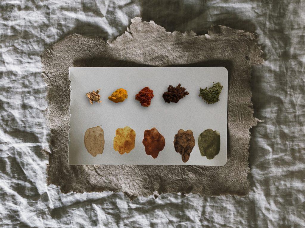 coffeeDIY Gewuerze Farben natuerlich unbedenklich Titel 1024x768 - DIY | Malen mit Gewürzen