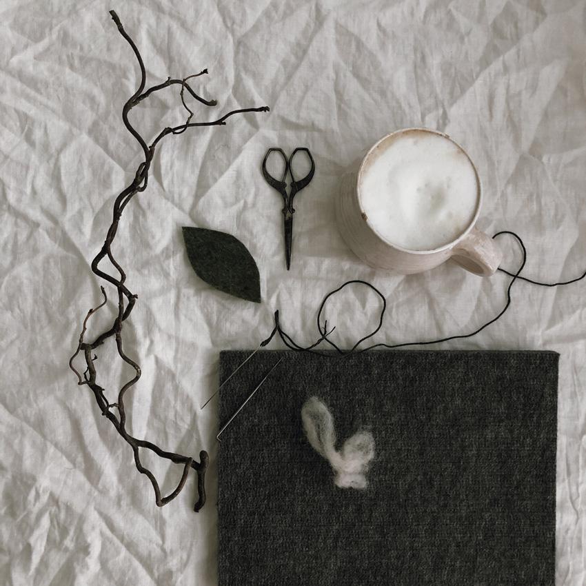 coffeeDIY Raupe Schmetterling Metamorphose 02 - DIY | Metamorphose einer Raupe