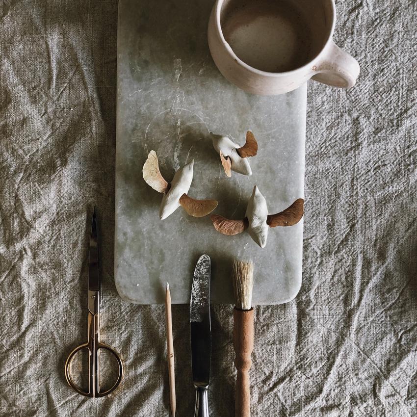 coffeeDIY Voegel modelliert Nasenzwicker 05 - DIY | KW 42