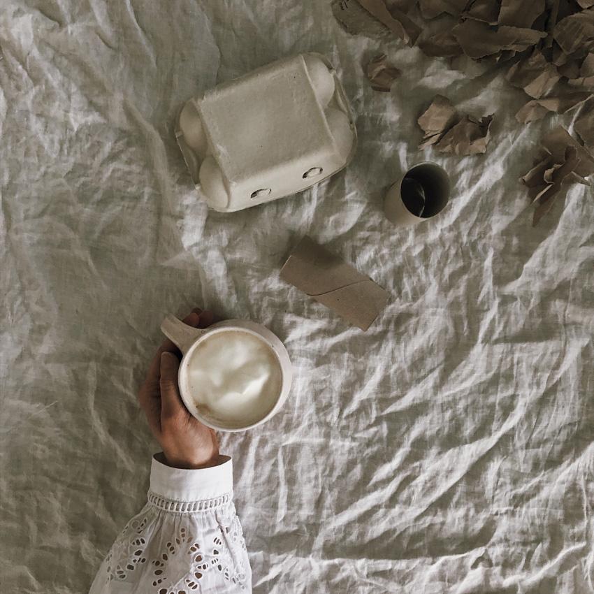 coffee DIY Papier schoepfen Klorolle Eierkarton 01 - DIY | Papier schöpfen - einfach, simpel, nachhaltig