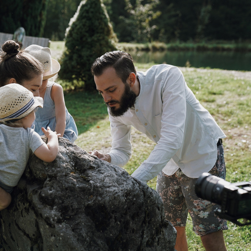 visit austria sehnsuchtskampagne familie urlaub Kamera - Ankommen im Urlaub | Familienurlaub in Österreich