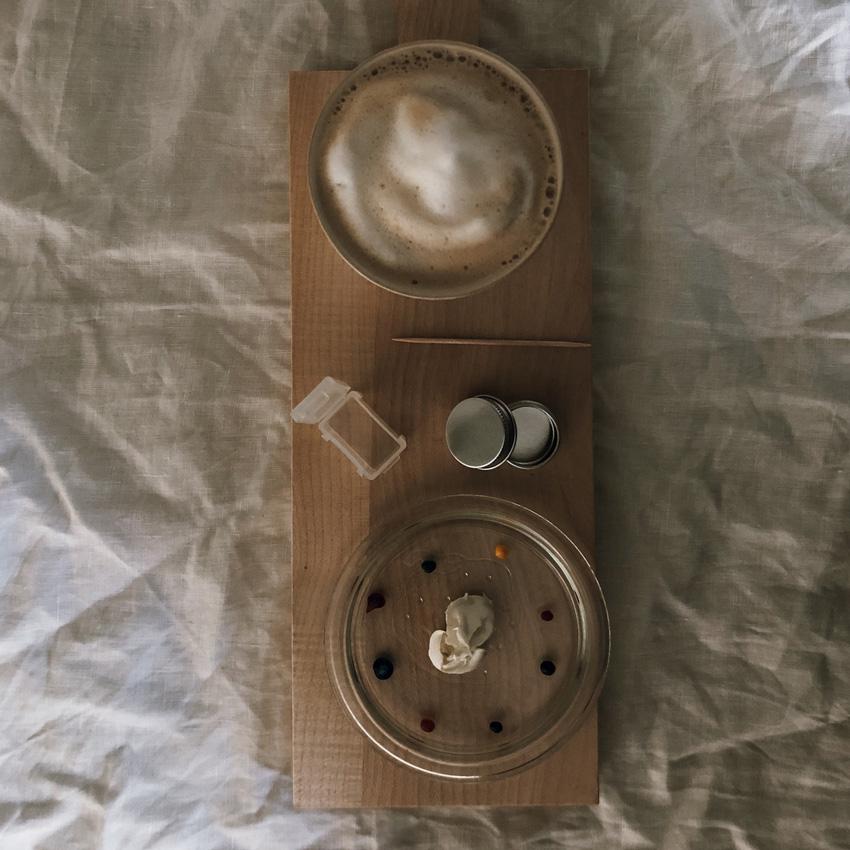 coffeeDIY Schminkfarbe Kinderschminke unbedenklich 01 - DIY | hautverträgliche Kinderschminke einfach selbstgemacht