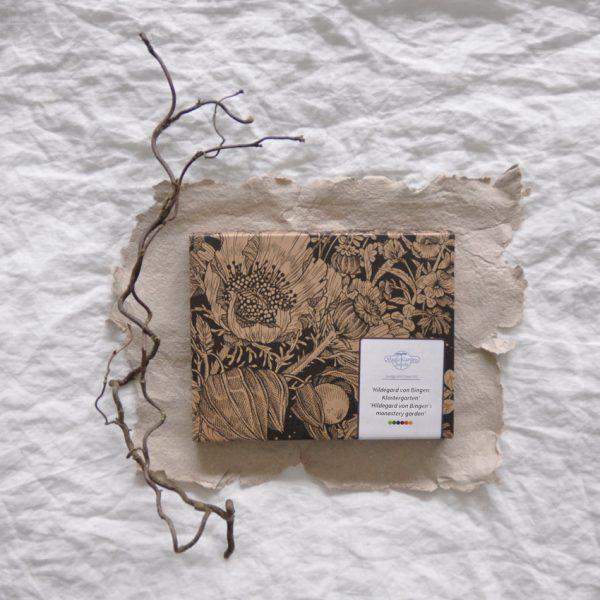 2019 Magic Garden Seeds Set Klostergarten Bingen 600x600 - Samenset | Hildegard von Bingen´s Klostergarten