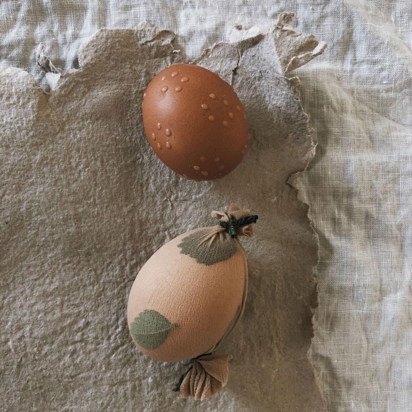 DIY Osterdeko Ostereier Faerben wachs 02 - Bienenwachs | leuchtend & duftend durchs Jahr Richtung Silvester