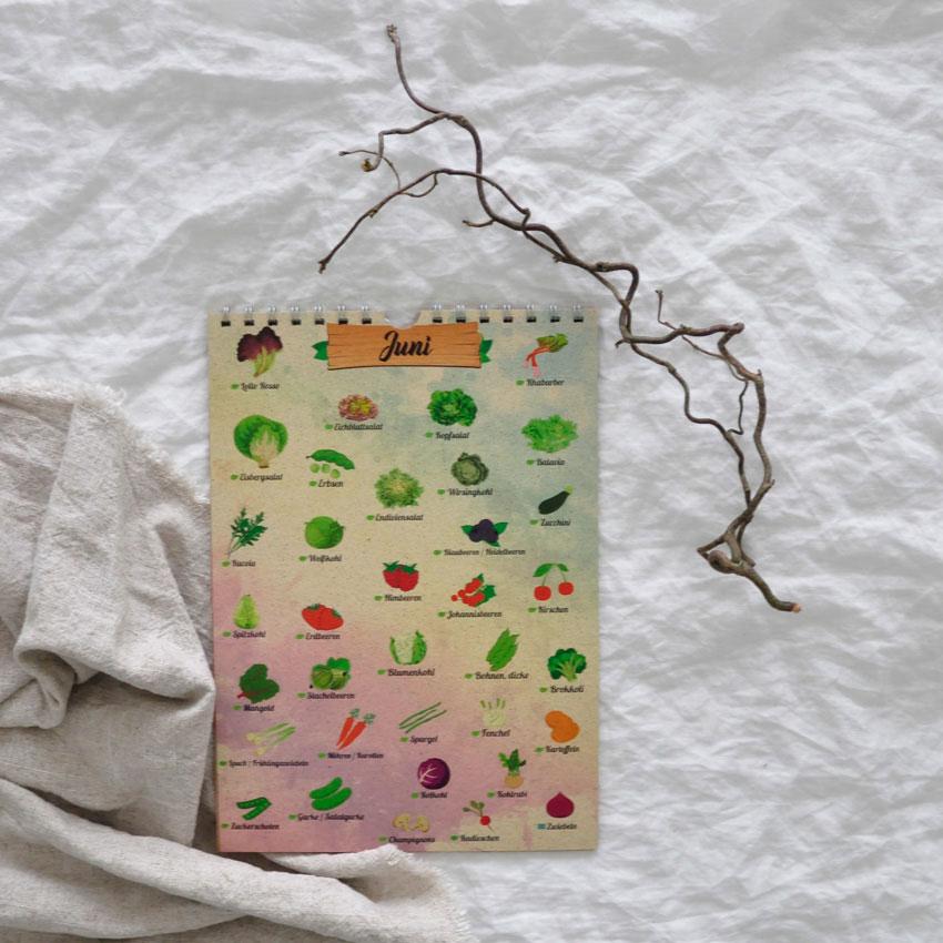Tag des Gemueses Selbstversorger Kalender regional Garten Tipps - Tag des Gemüses | Ideen, Tipps und mehr
