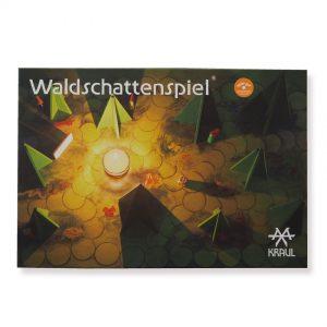 2019 Kraul Waldschattenspiel bunt Verpacken titel 300x300 - Waldschattenspiel   bunt